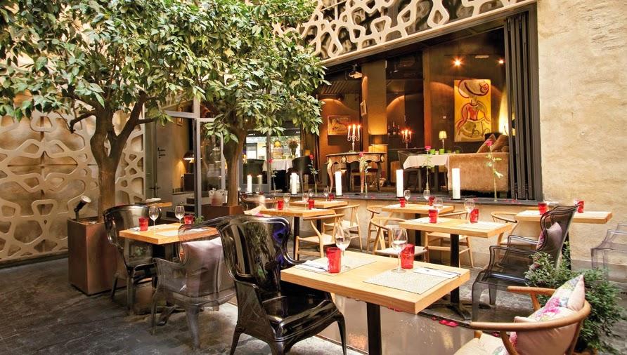 Los 5 Caprichos Del Restaurante Lobby Loves Mediterr 225 Neo