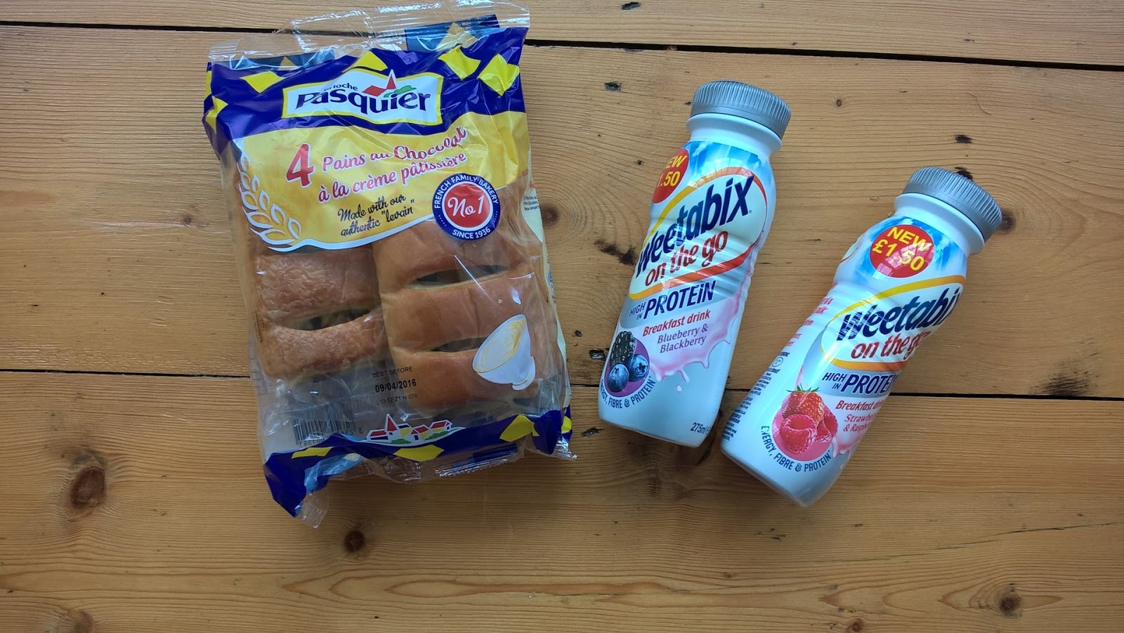 Brioche Pasquier Pains Au Chocolat, Weetabix On The Go - Food Subscription Boxes - motherdistracted.co.uk