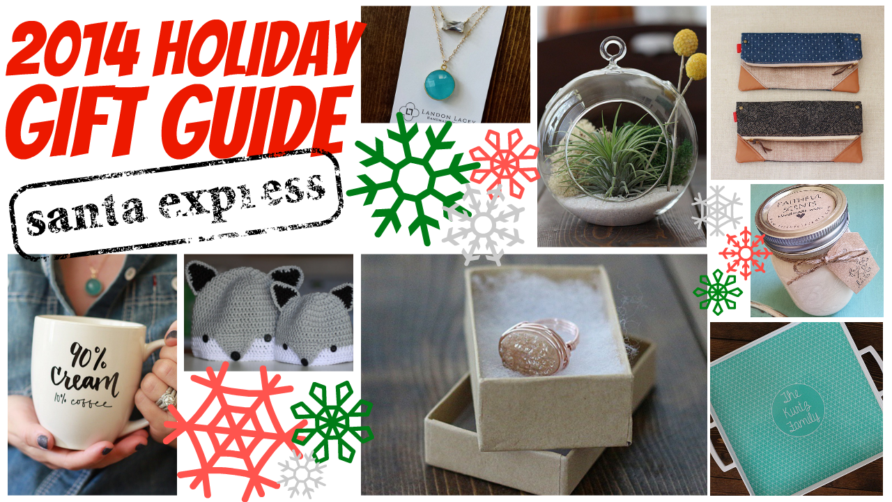2014 Holiday Gift Guide - Gifts for Her - YouTube Video