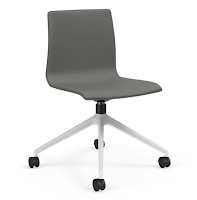 Voz Armless Swivel Chair