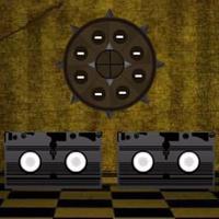 BigEscapeGames - Mad Man Room Escape