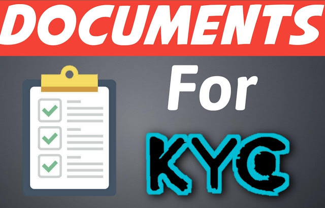 What is KYC & KYC Full Form.kyc documents