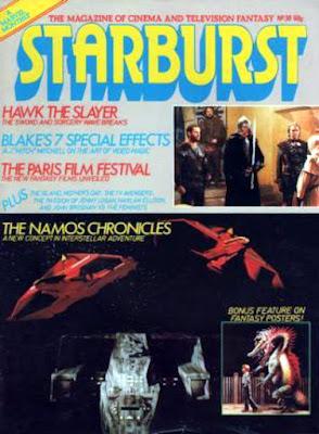 Starburst #30