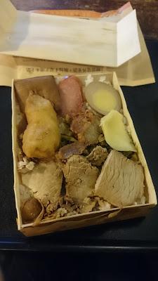 池上飯包文化故事館 お弁当
