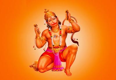 Hindi Lyrics Of Hanuman Chalisa।हनुमान चालीसा का हिंदी लिरिक्स