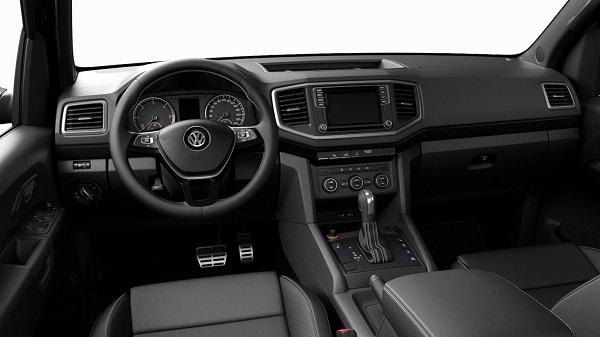 Interior Volkswagen Amarok V6 2020