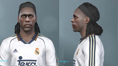 PES 2019 Faces Clarence Seedorf by MictlanTheGod