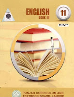 11 class English Books Punjab board pdf