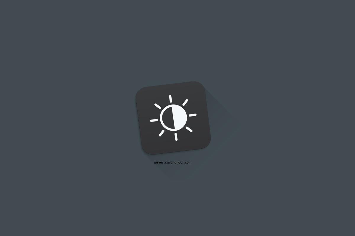 Cara Mengaktifkan Dark Mode Windows 10