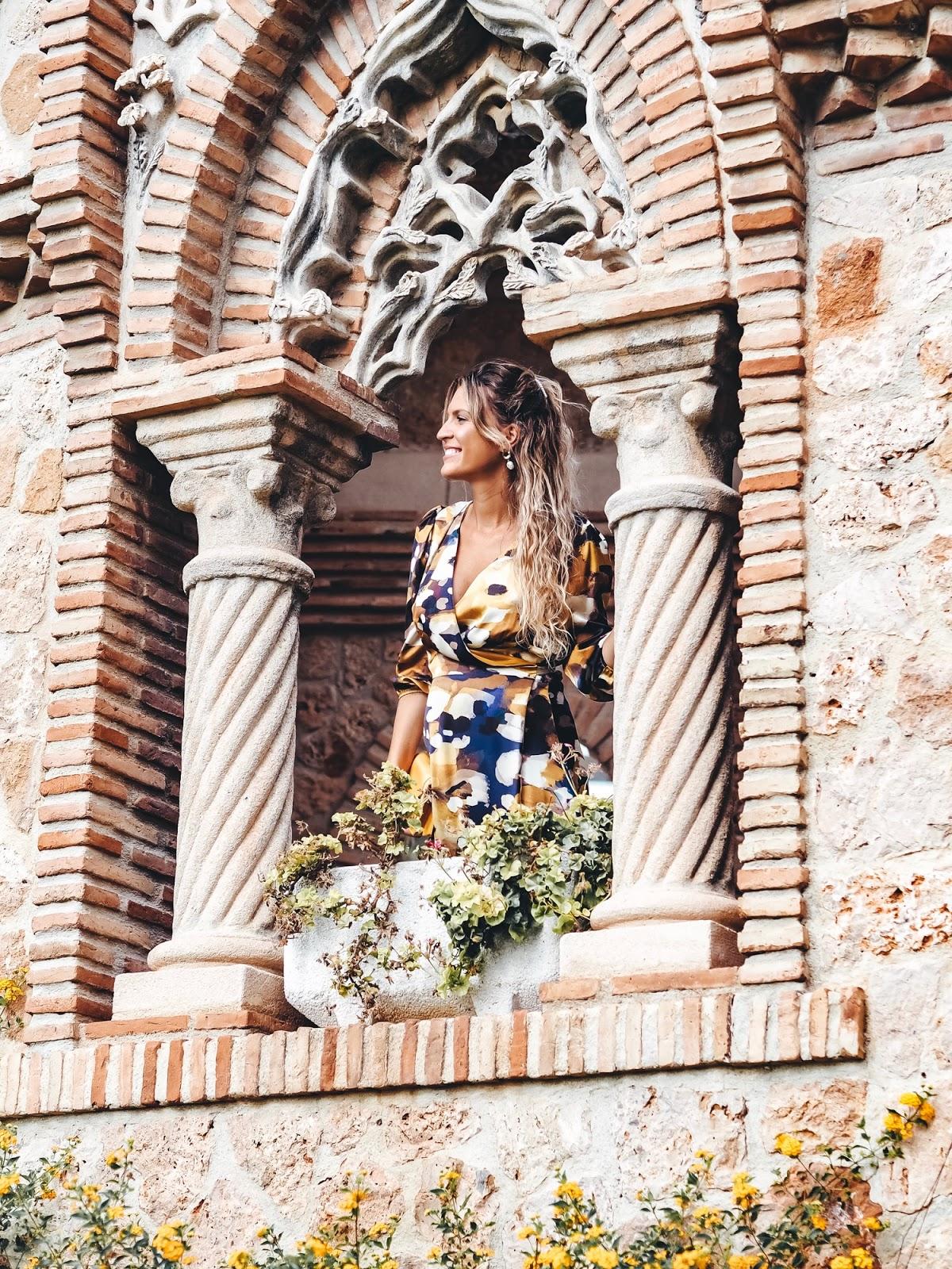 Castillo en Benalmádena