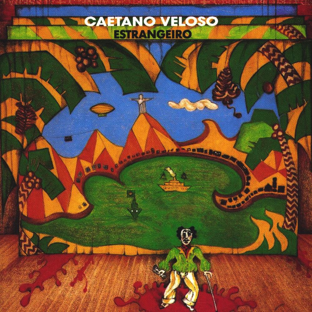 Caetano Veloso - Estrangeiro [1989]
