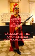 Välvillig konflikt. Fredrik Vesterberg uppklädd