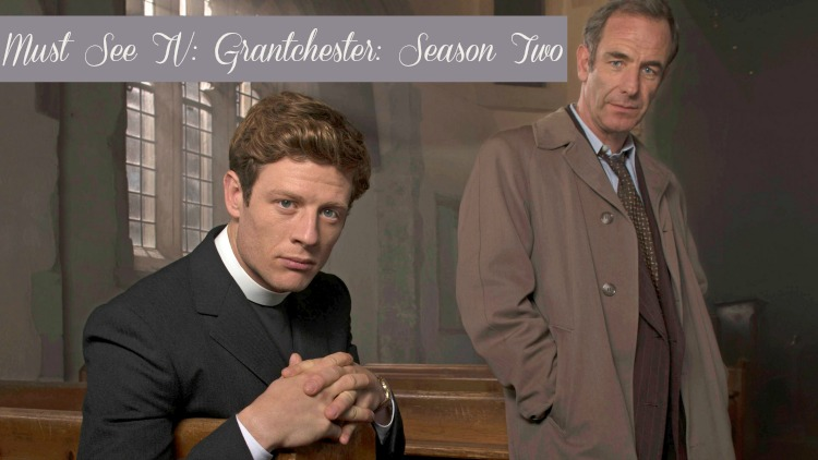 A Vintage Nerd Must See TV Grantchester British Period Shows Mystery Shows TV Shows Set in the 1950s