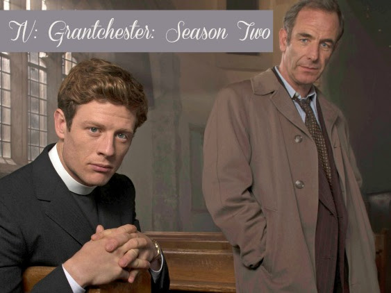 Must See TV: Grantchester: Season Two