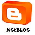 pilih manah blogger atau wordpress