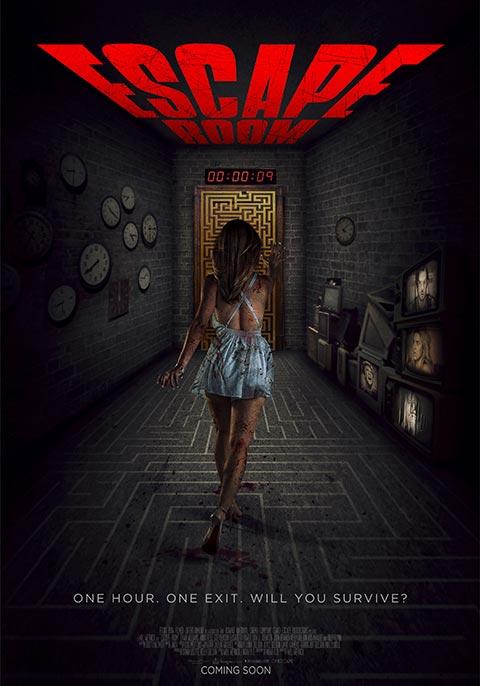 Download Escape Room (2019) Dual Audio (Hindi-English) 480p [300MB] || 720p [900MB]