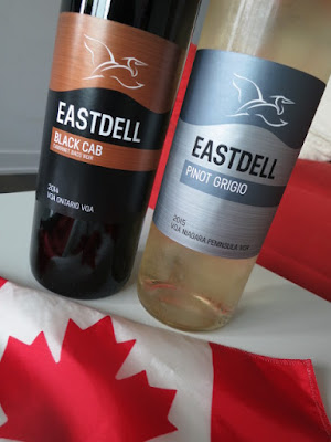EastDell Black Cab 2014 and EastDell Pinot Grigio 2015