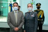 Primeira bombeira do DF é promovida ao cargo de coronel