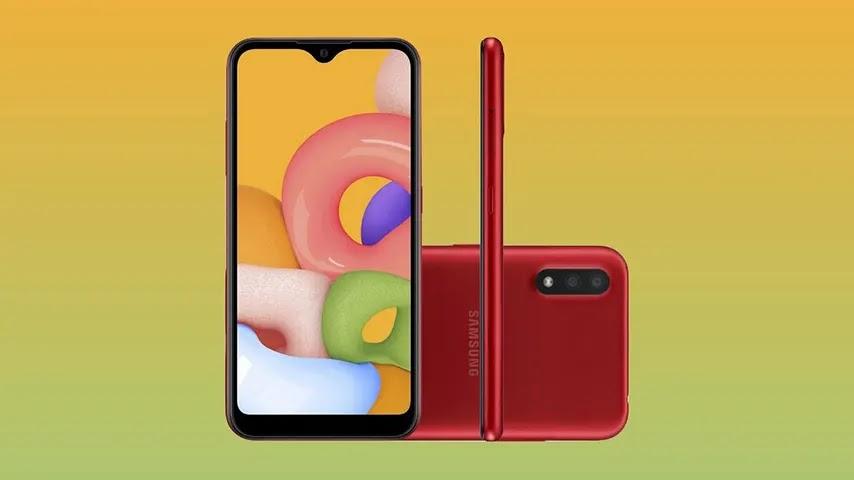 Rumor Samsung Galaxy A02 & Galaxy M02
