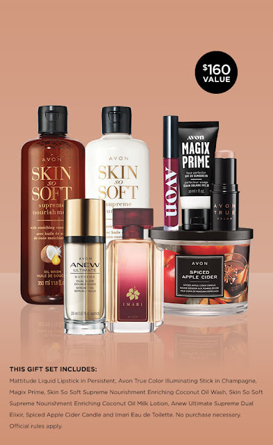 avon sweepstakes