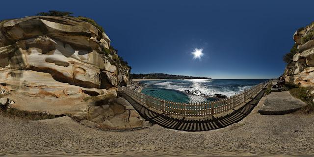 Bronte Ocean Baths - 360° Sydney Ocean Pools Series