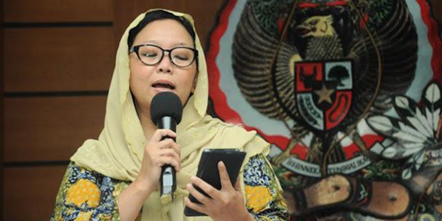 Putri Gus Dur: Khilafah Membubarkan Indonesia