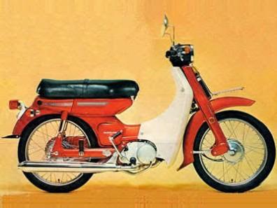 Ingin Tahu, 10 Motor Lawas Yang Banyak Dicari Kolektor Sepeda Motor Unik
