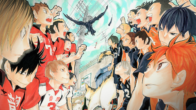 Haikyuu!! S3 Batch Subtitle Indonesia