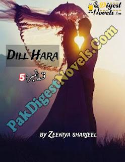 Dil Hara Episode 5 By Zeenia Sherjeel