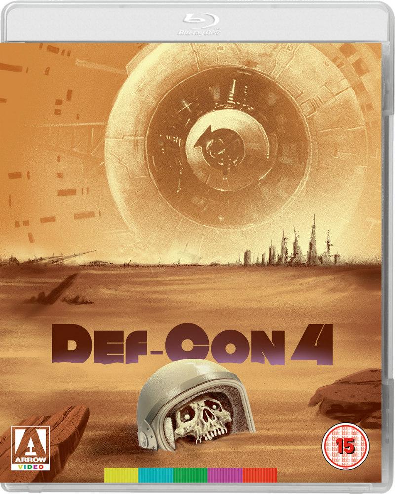def-con 4 blu-ray