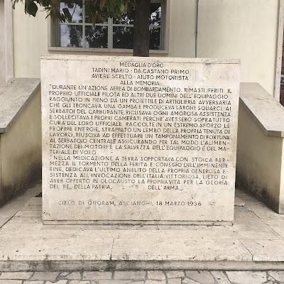 Monumento Tadini Guidonia