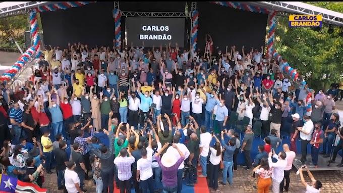 CARISMA - Grande encontro em Presidente Dutra e números já mostram força de Carlos Brandão no Maranhão