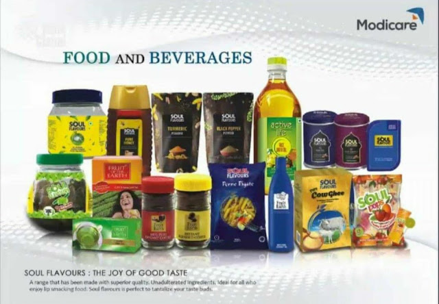 Modicare Product List with MRP & DP Rate
