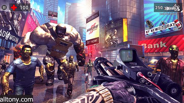 تحميل لعبة UNKILLED - Zombie Games FPS للأيفون والأندرويد