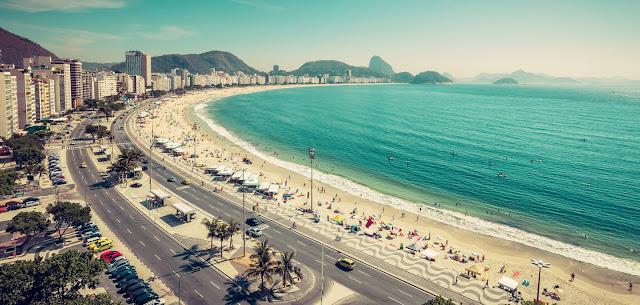BRASIL: Algunos consejos para visitar Copacabana. TURISMO.