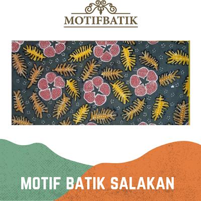 Motif Batik Salakan