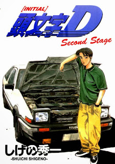 Initial D Second Stage Episode 01-13 [END] MP4 Subtitle Indonesia