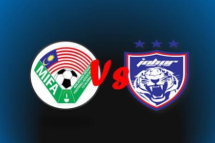 Live Streaming PJ City FC vs JDT FC Liga Super 2019 Matchweek9