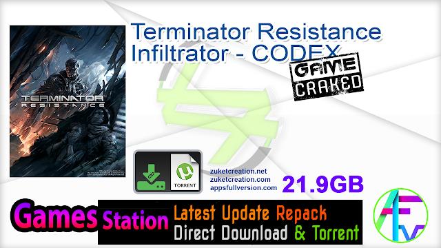 Terminator Resistance Infiltrator – CODEX
