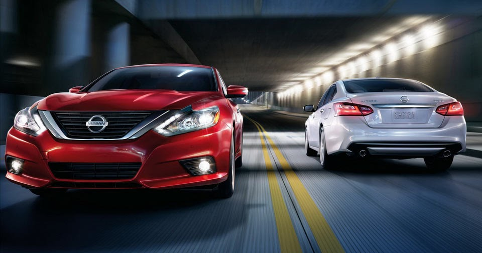 2017 Nissan Altima Arrives At Dealers, Starting From $23,335