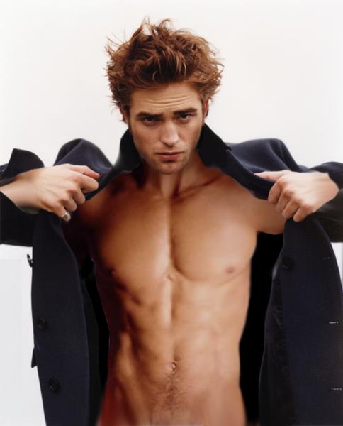 Six Pack Robert Pattinson