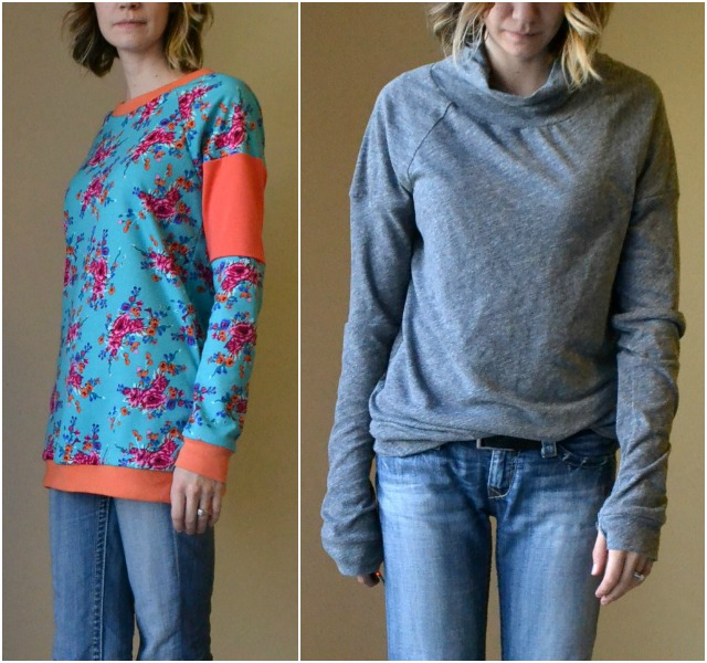Cozy Winter Long Sweatshirts: Take 2