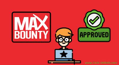 شرح موقع MaxBounty وكيفية التسجيل في maxbounty