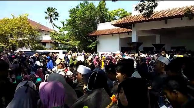 Diprotes GP Ansor, Pengajian Ustadz Hanan Attaki di Tegal Dibatalkan