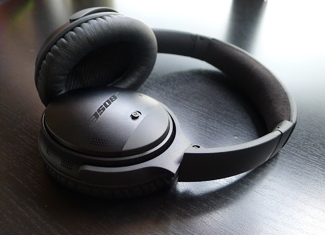 Wireless headphones - Bose QC35
