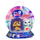 Littlest Pet Shop Globes Sheepdog (#1077) Pet