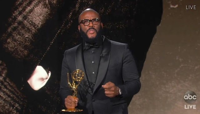 Film Maker Tyler Perry Honored With Governors Award At The 72nd Primetime Emmy Awards