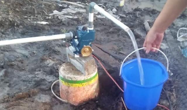 Harga Jasa Pembuatan Sumur Bor Banjarmasin, Kalimantan Selatan