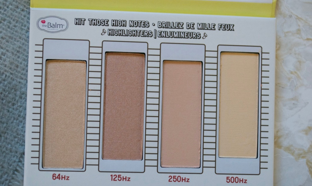 theBalm Highlite N con Tour Palette Review + Swatch - Aspiring Londoner