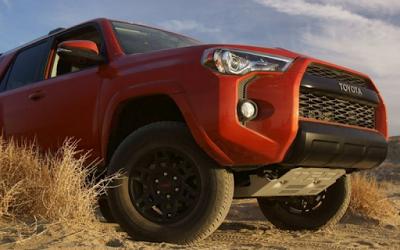 2019 Toyota Four Runner Design, Rumors, Price, Release date